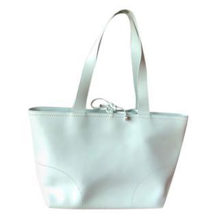 Furla Leather Tote Bag