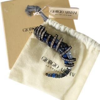 Giorgio Armani Collezione brooch