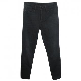 Helmut Lang high waisted skinny jeans