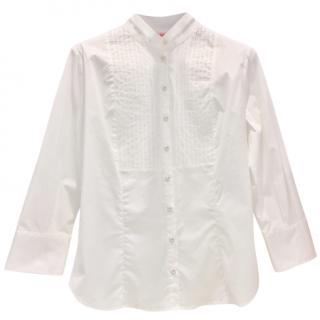 Blumarine White Shirt