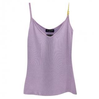 Scherrer Paris Purple Top