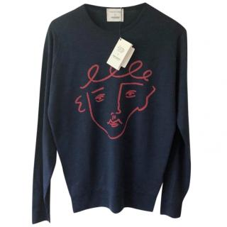 John Smedley Ed Hall Limited Edition Jumper