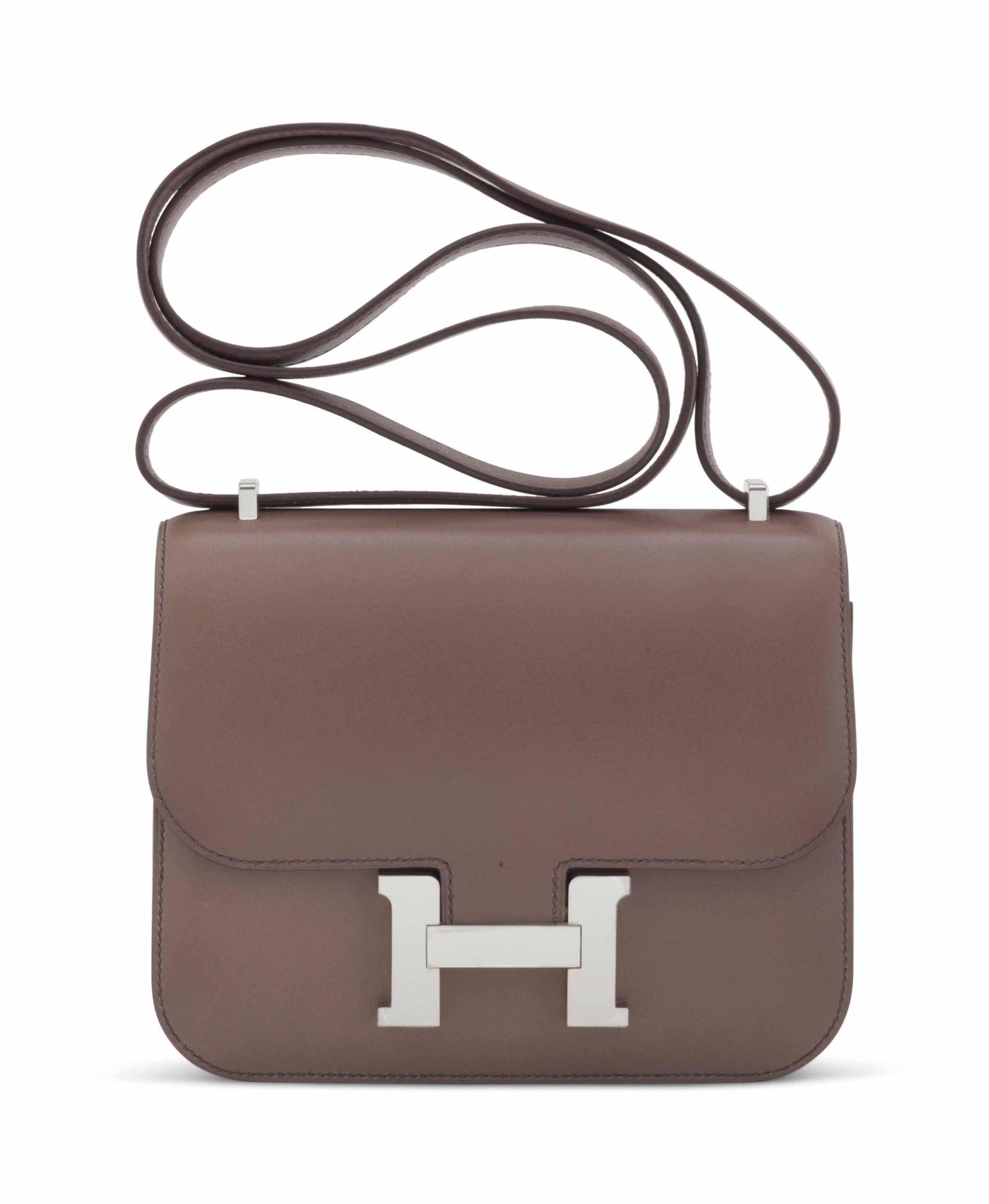 Hermes mini Griolet swift leather Constance