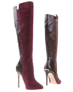 Michael Michael Kors Leather & Suede Boots