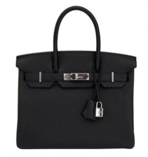 Hermes Togo Leather 30cm Birkin