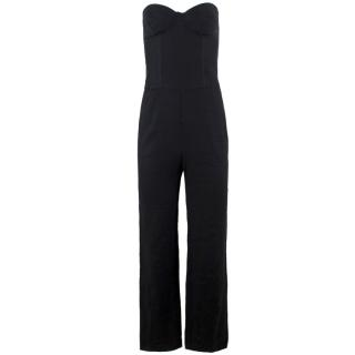Stella McCartney Silk Blend Bodice Style Jumpsuit