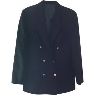 Burberry classic navy blazer