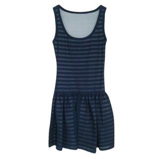Alaia Silk and Viscose Dress