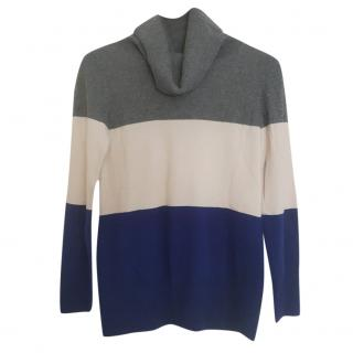 Max Mara roll neck knit jumper