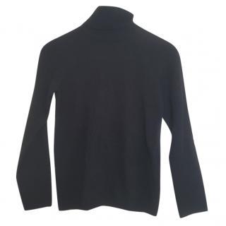 Max Mara turtleneck knit jumper