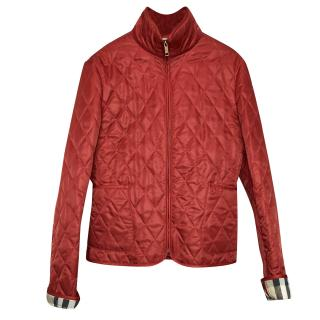 Burberry Military red jacket