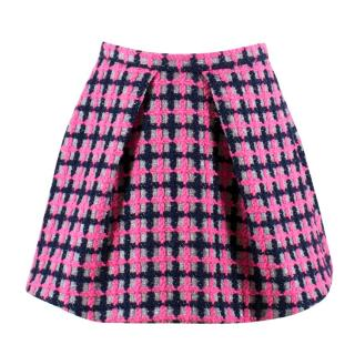 Marc by Marc Jacobs Pink Knit Mini Skirt