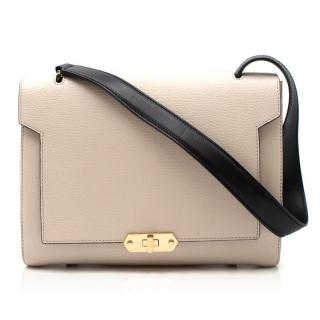 Anya Hindmarch Classic White Leather Bag