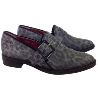 Opening Ceremony Leopard Print Loafers