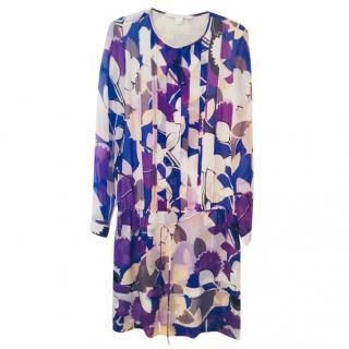Diane von Furstenberg silk dress, US size 6