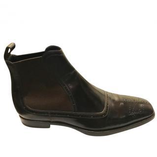 Dolce & Gabbana Men's Brogue Boots