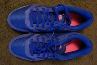 Nike Blue & Pink MD Runners