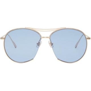 Gentle Monster current season jumping jack blue sunglasses