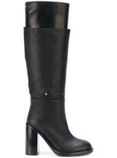 MM6 Maison Margiela Double Layered Boots