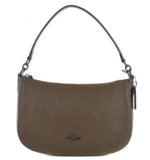 Coach Dark Green Chelsea Crossbody Bag