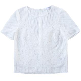 Claudie Pierlot embroidered top