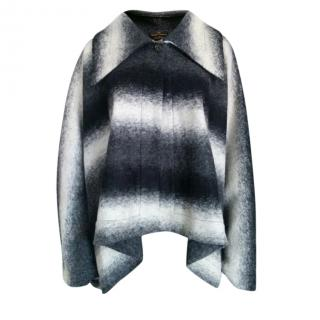 Vivienne Westwood Anglomania Wool Blend Cape