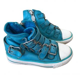 Ash Girl's Blue Trainers