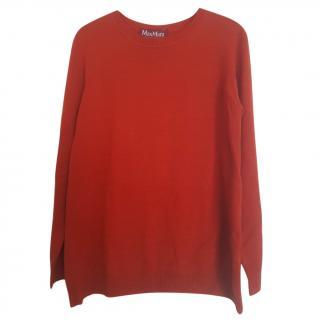 MaxMara knit wool jumper