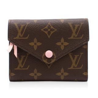 Louis Vuitton Victorine Monogram Wallet