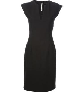Acne Nival Stretch Pique Dress