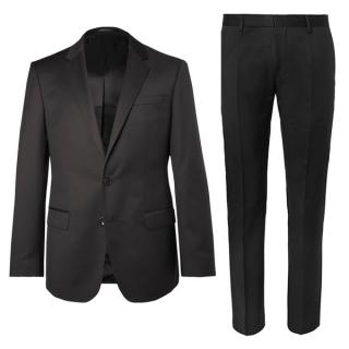 Hugo Boss Black Hayes Slim-Fit Suit Jacket & Gibson Trousers