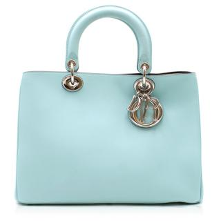 Dior Blue Diorissimo Bag