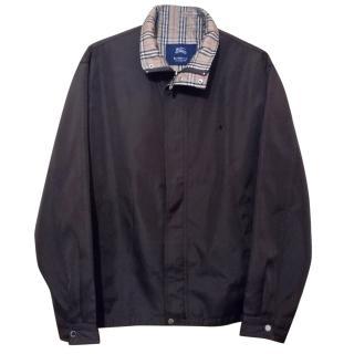 Burberry London Light Cotton Zipped Jacket