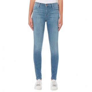 J Brand Maria High Rise Skinny Leg Jeans
