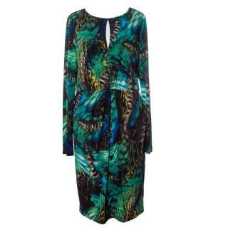 Vince Camuto pattern dress