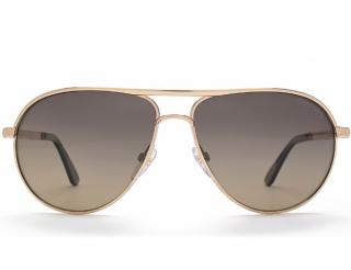 Tom Ford Marko Aviator Sunglasses