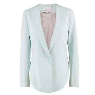 3.1 Phillip Lim Mint Silk Blazer