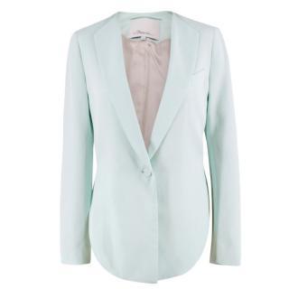 3.1 Phillip Lim Mint Silk Blazer