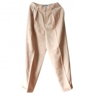 Ralph Lauren Camel Wool Pants