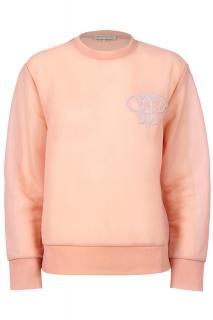 Emilio Pucci Semi-Sheetr Nylon Pastel Pink Sweater