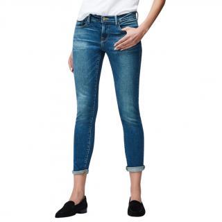 Frame Le Garcon blue jeans