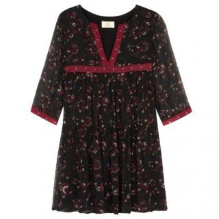 Ba&Sh Joyce Carbone Dress