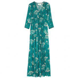 Ba&Sh Green Kina Dress