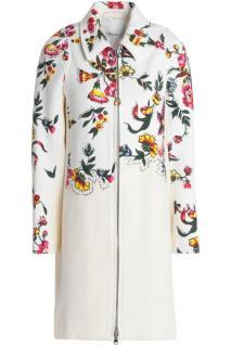 3.1 Phillip Lim studded floral print cotton-blend summer coat