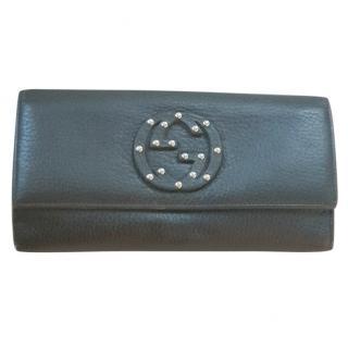 Gucci Soho continental wallet