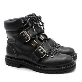 Jimmy Choo Breeze Hiking Boots