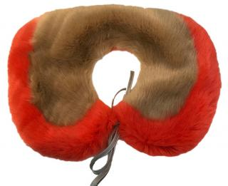 Shrimps Faux Fur Collar