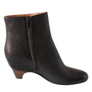 Maison Martin Margiela MM22 Kitten Heel Ankle Boots
