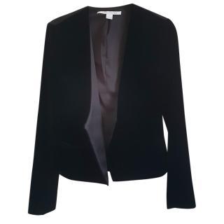 Diane Von Furstenberg Velvet Jacket
