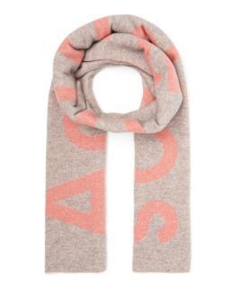 NEW ACNE STUDIO Toronty wool-blend scarf